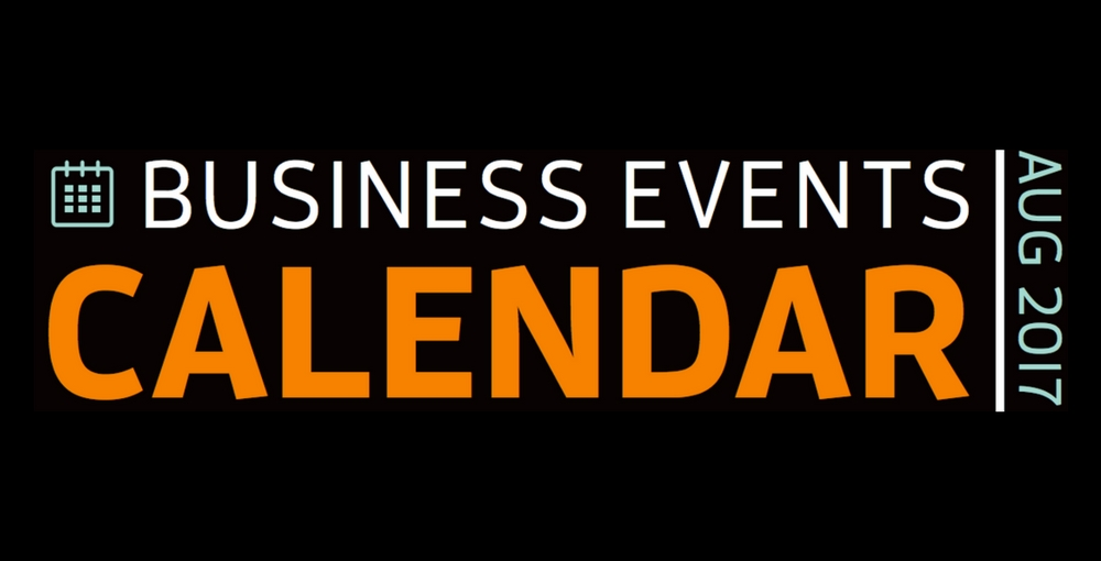 August Business Events calendar